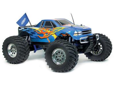 monster truck ssk thunder tiger pdf
